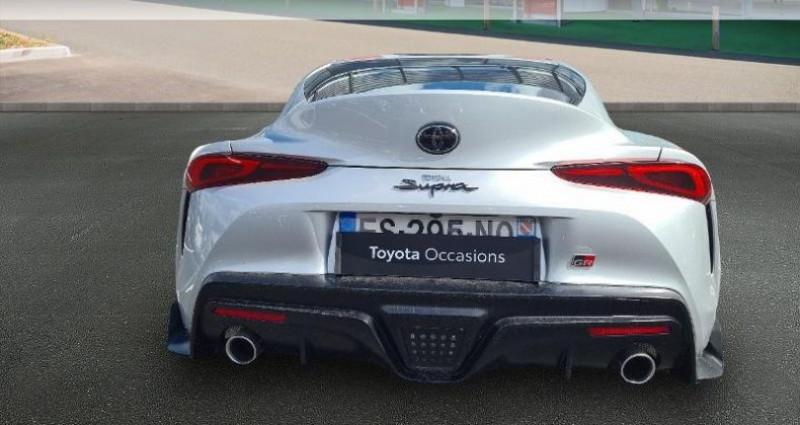 Toyota Supra 2.0 258ch Pack Premium Gris occasion à Hoenheim - photo n°2