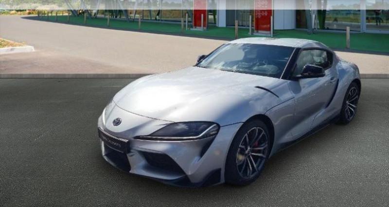 Toyota Supra 2.0 258ch Pack Premium Gris occasion à Hoenheim