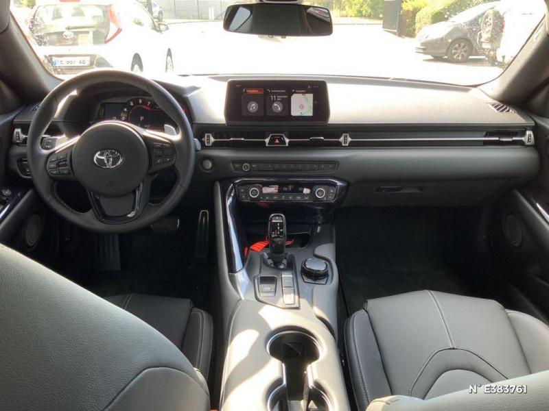 Toyota Supra 2.0 258ch Pack Premium Gris occasion à Rivery - photo n°10
