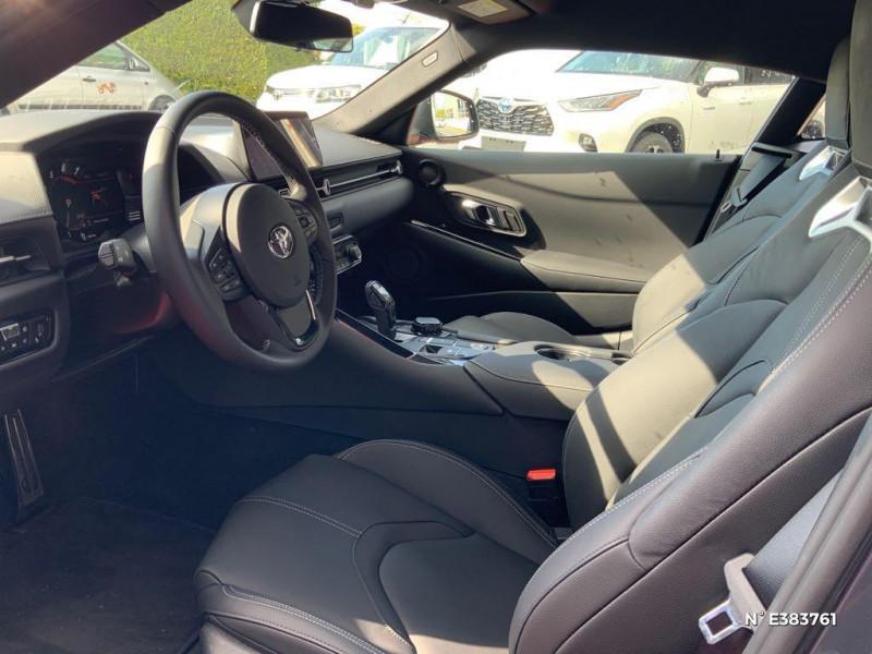Toyota Supra 2.0 258ch Pack Premium Gris occasion à Rivery - photo n°5