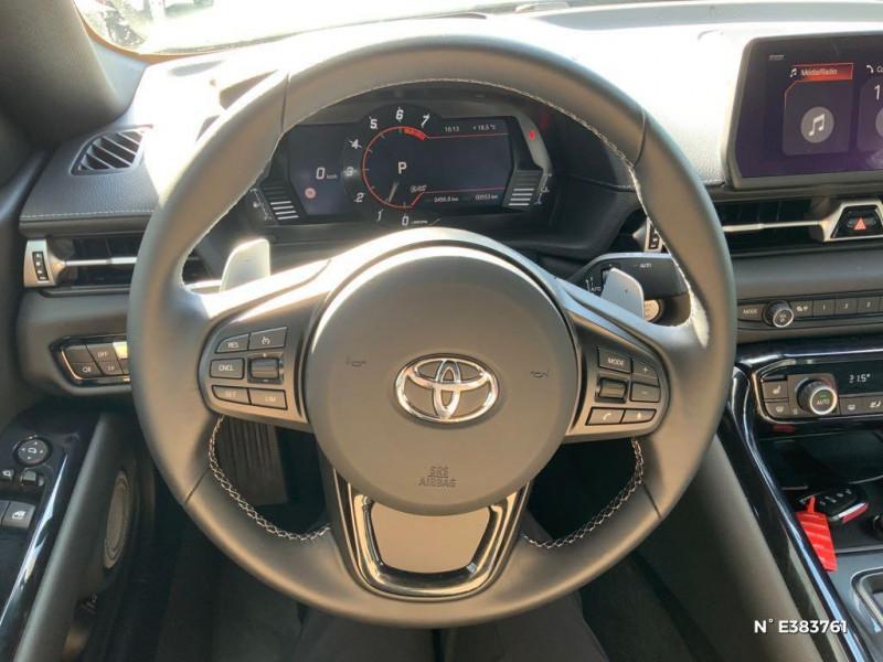 Toyota Supra 2.0 258ch Pack Premium Gris occasion à Rivery - photo n°11