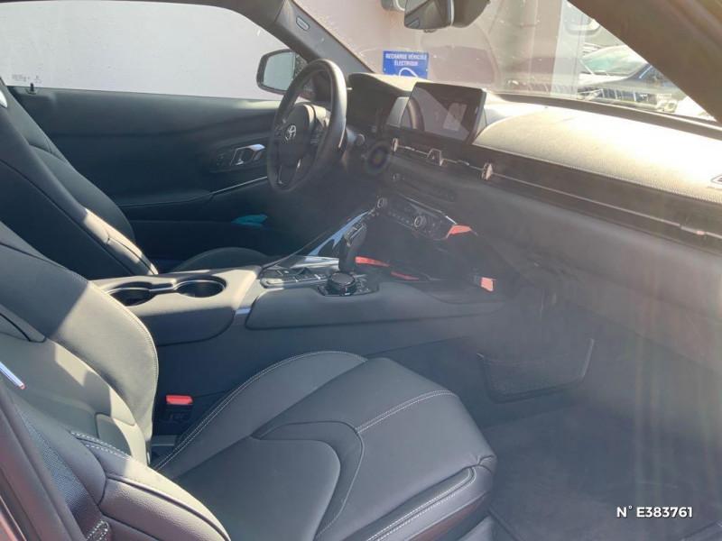 Toyota Supra 2.0 258ch Pack Premium Gris occasion à Rivery - photo n°12