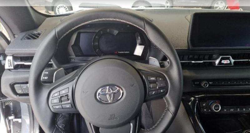 Toyota Supra 3.0 340ch Pack Premium Gris occasion à Hoenheim - photo n°6