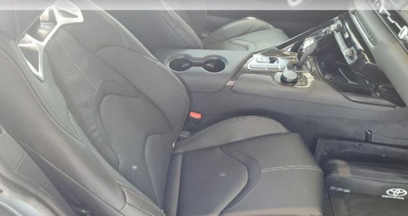 Toyota Supra 3.0 340ch Pack Premium Gris occasion à Hoenheim - photo n°4