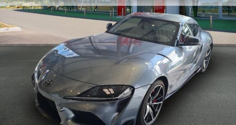 Toyota Supra 3.0 340ch Pack Premium Gris occasion à Hoenheim