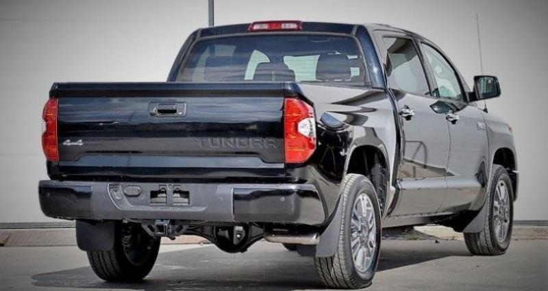 Toyota Tundra 5,7 v8 4x4 platinum crew max  occasion à PONTAULT COMBAULT - photo n°7