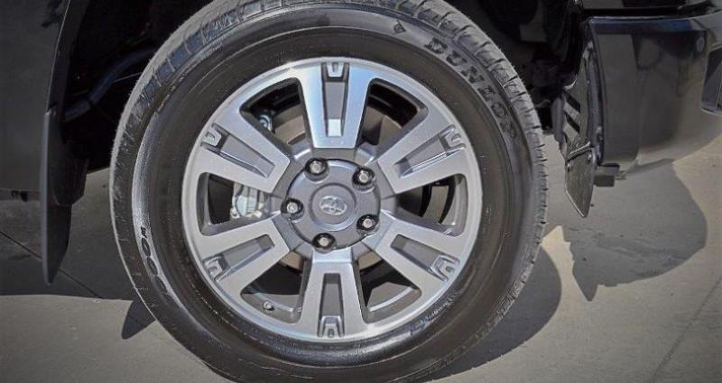 Toyota Tundra 5,7 v8 4x4 platinum crew max  occasion à PONTAULT COMBAULT - photo n°6