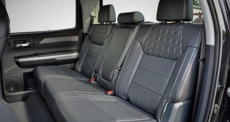 Toyota Tundra 5,7 v8 4x4 platinum crew max  occasion à PONTAULT COMBAULT - photo n°2