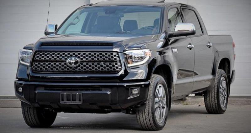 Toyota Tundra 5,7 v8 4x4 platinum crew max  occasion à PONTAULT COMBAULT