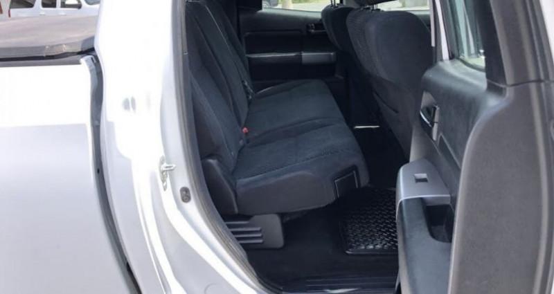 Toyota Tundra Grade double cab 4.6l 4wd 2013 prix tout compris hors homolo Blanc occasion à Paris - photo n°6