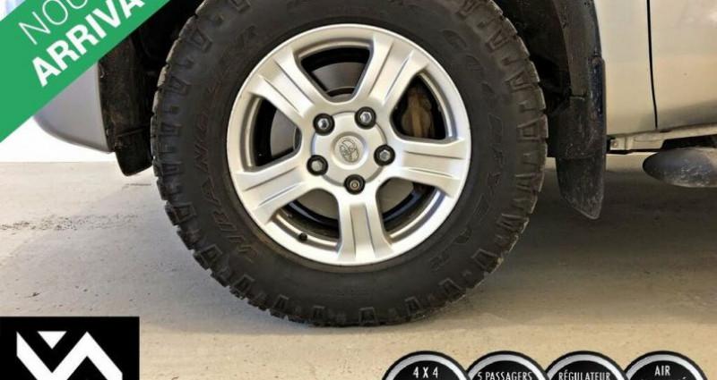 Toyota Tundra Grade double cab 5.7l 4wd 2013 prix tout compris hors homolo Gris occasion à PONTAULT COMBAULT - photo n°6