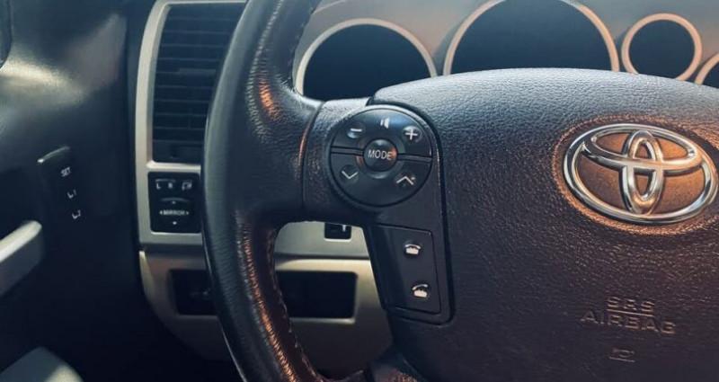 Toyota Tundra Limited crewmax 5.7l 4wd 2008 prix tout compris hors homolog  occasion à Paris - photo n°2