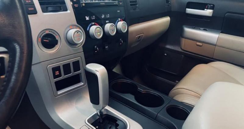Toyota Tundra Limited crewmax 5.7l 4wd 2008 prix tout compris hors homolog  occasion à Paris - photo n°7