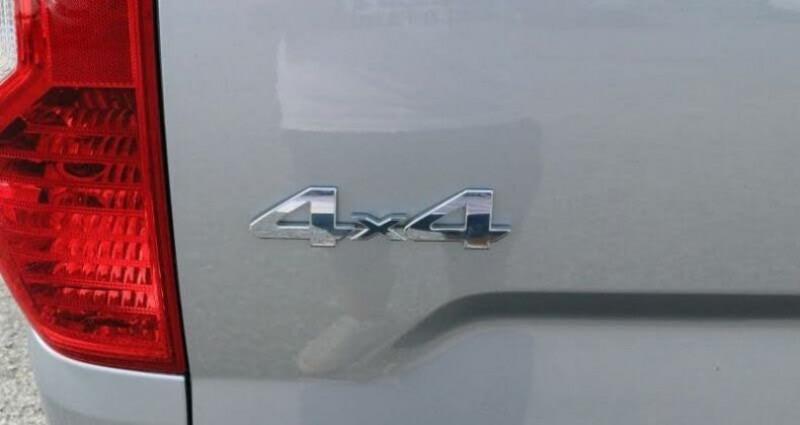 Toyota Tundra Sr 5.7l 4wd 381 hp prix tout compris hors homologation 4500  Gris occasion à Paris - photo n°4
