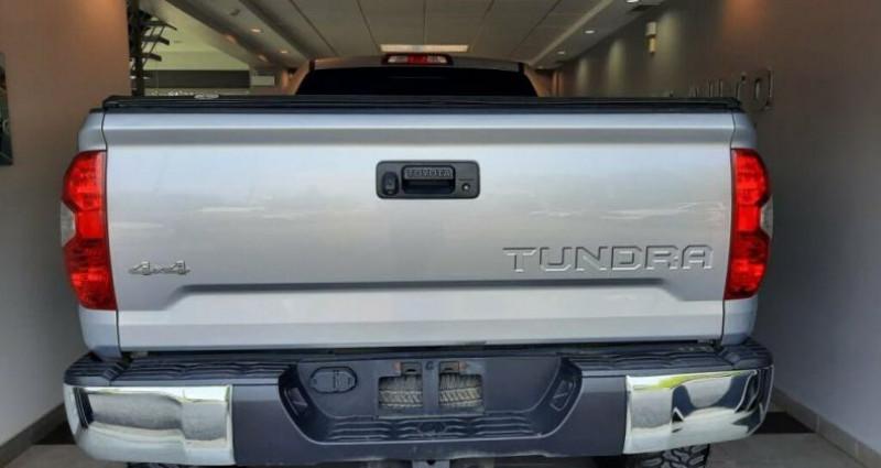 Toyota Tundra Sr double cab 5.7l 4wd 2014 prix tout compris hors homologat Gris occasion à Paris - photo n°5