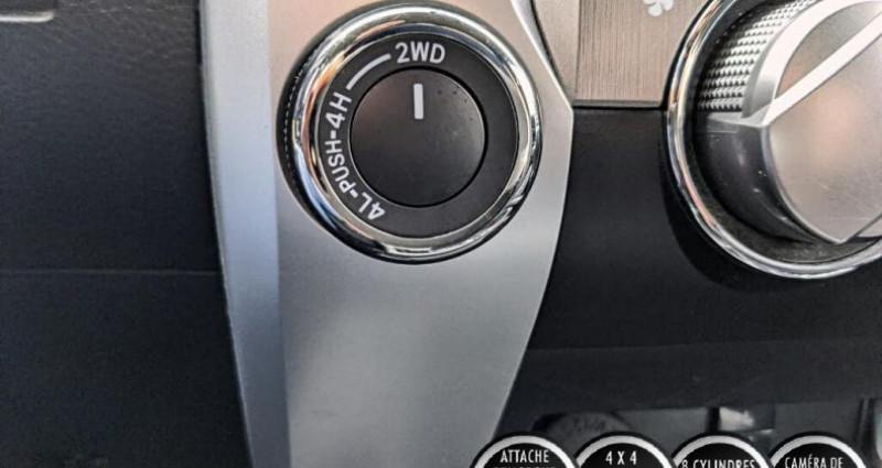 Toyota Tundra Sr double cab 5.7l 4wd 2015 prix tout compris hors homologat Gris occasion à PONTAULT COMBAULT - photo n°3