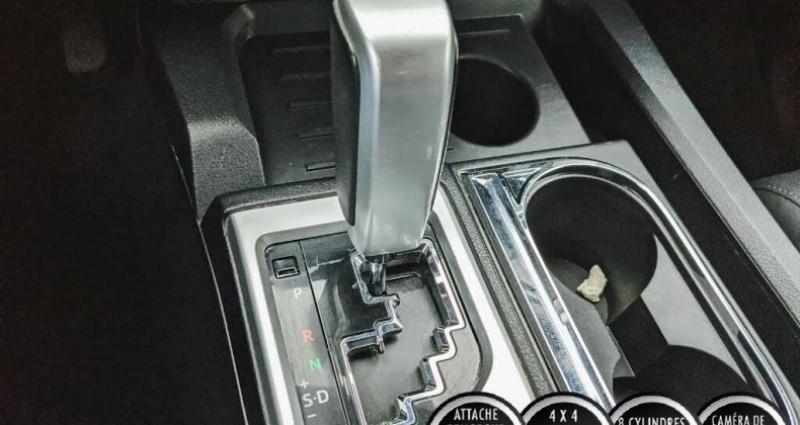 Toyota Tundra Sr double cab 5.7l 4wd 2015 prix tout compris hors homologat Gris occasion à PONTAULT COMBAULT - photo n°4