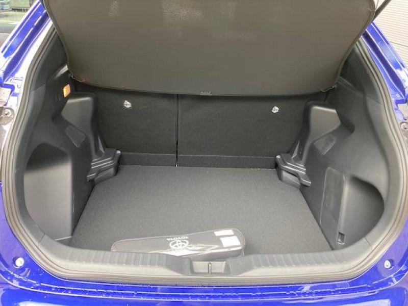 Toyota Yaris Cross Yaris Cross Hybride 116h 2WD Design 5p Bleu occasion à Tulle - photo n°16