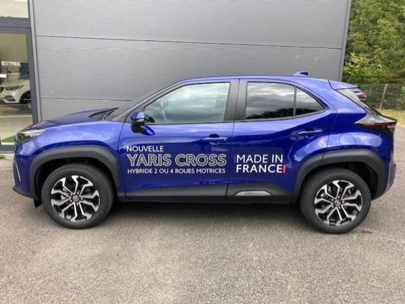 Toyota Yaris Cross Yaris Cross Hybride 116h 2WD Design 5p Bleu occasion à Tulle - photo n°3