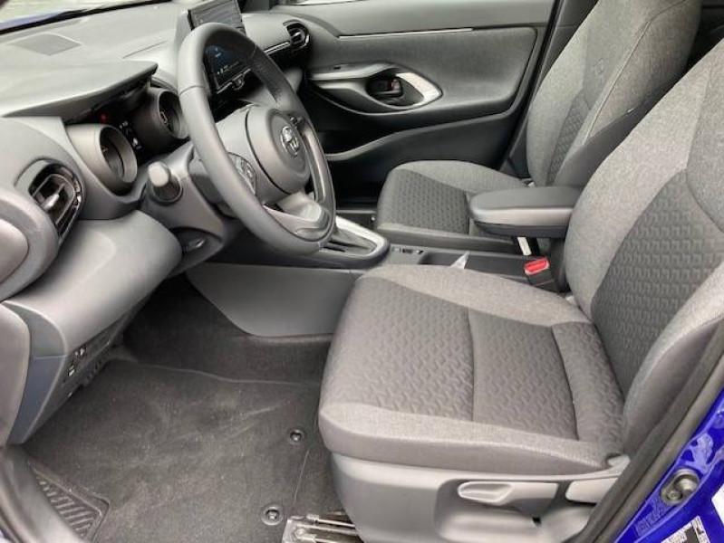 Toyota Yaris Cross Yaris Cross Hybride 116h 2WD Design 5p Bleu occasion à Tulle - photo n°14