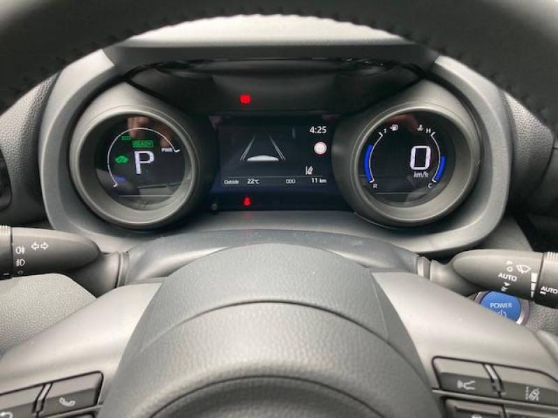 Toyota Yaris Cross Yaris Cross Hybride 116h 2WD Design 5p Bleu occasion à Tulle - photo n°6