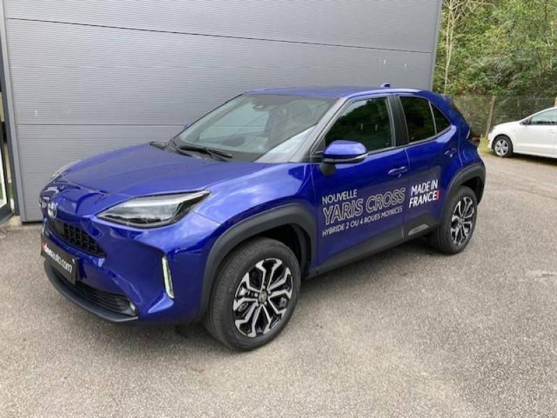 Toyota Yaris Cross Yaris Cross Hybride 116h 2WD Design 5p Bleu occasion à Tulle