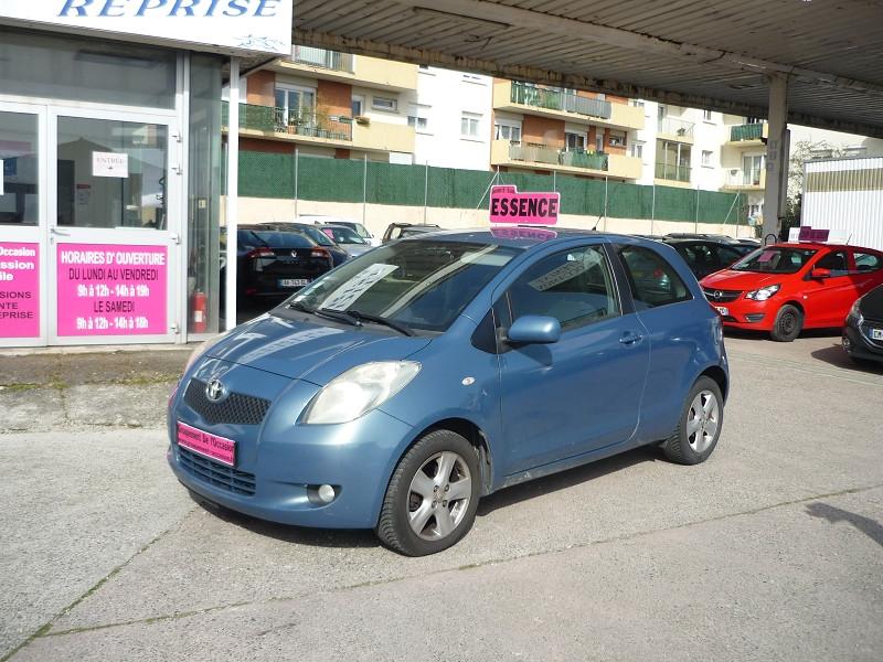 Toyota Yaris occasion 2006 mise en vente à Toulouse par le garage GROUPEMENT DE L'OCCASION - photo n°1