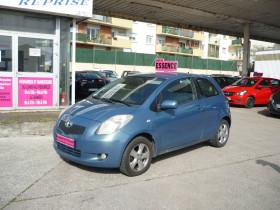 Toyota Yaris Bleu, garage GROUPEMENT DE L'OCCASION à Toulouse