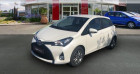 Toyota Yaris 100 VVT-i Dynamic 5p Blanc 2016 - annonce de voiture en vente sur Auto Sélection.com