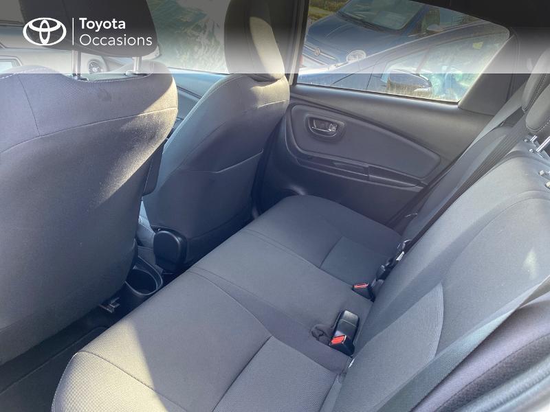 Toyota Yaris 100h Collection 5p MY19 Blanc occasion à NOYAL PONTIVY - photo n°6