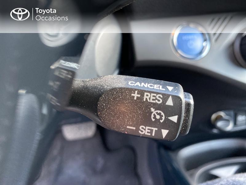 Toyota Yaris 100h Collection 5p MY19 Blanc occasion à NOYAL PONTIVY - photo n°15