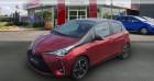 Toyota Yaris 100h Collection 5p RC18 Rouge 2018 - annonce de voiture en vente sur Auto Sélection.com