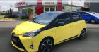 Toyota Yaris 100h Collection 5p RC18 Jaune à Perusson 37