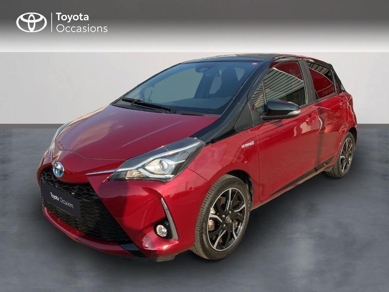 Toyota Yaris 100h Collection 5p RC18 Rouge occasion à Pluneret