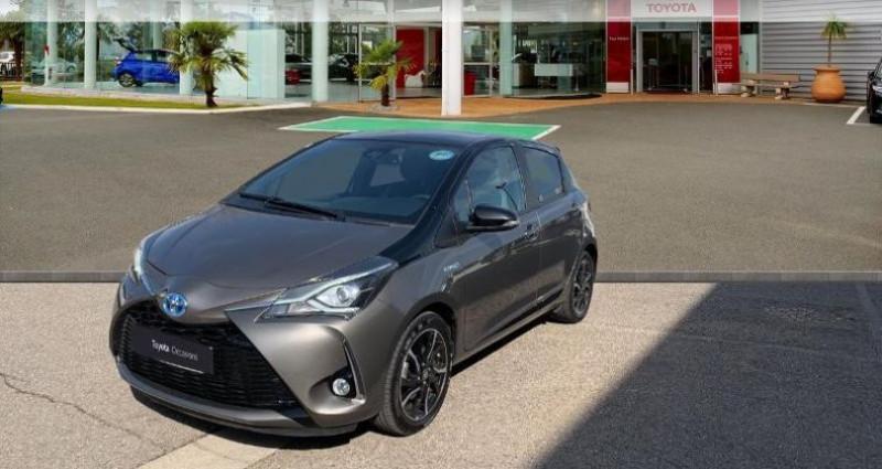 Toyota Yaris 100h Collection 5p Gris occasion à Laxou