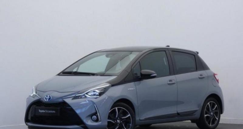 Toyota Yaris 100h Collection 5p Gris occasion à Mouilleron Le Captif
