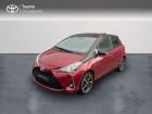 Toyota Yaris 100h Collection 5p Rouge à Pluneret 56