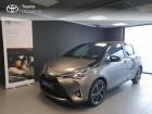 Toyota Yaris 100h Collection 5p Gris 2018 - annonce de voiture en vente sur Auto Sélection.com