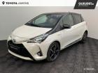Toyota Yaris 100h Collection 5p Blanc à Rivery 80