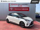Toyota Yaris 100h Collection 5p Blanc à Saint-Maximin 60
