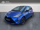 Toyota Yaris 100h Collection 5p Bleu à Pluneret 56