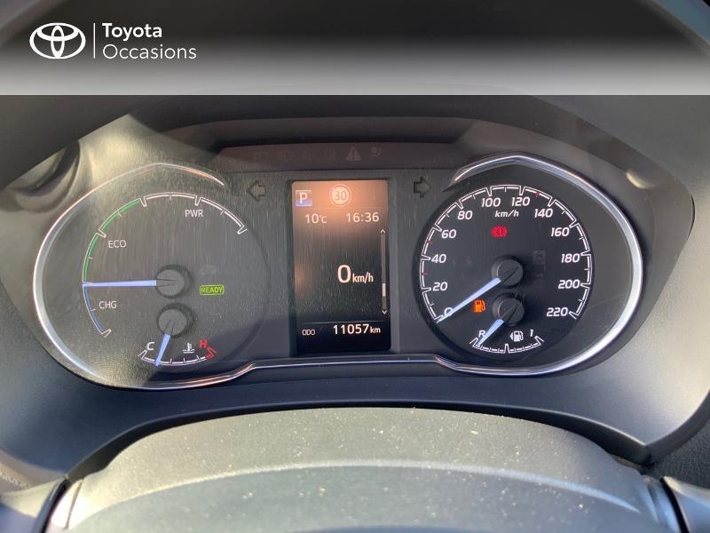 Toyota Yaris 100h Cyan Edition 5p RC18 Bleu occasion à Pluneret - photo n°14