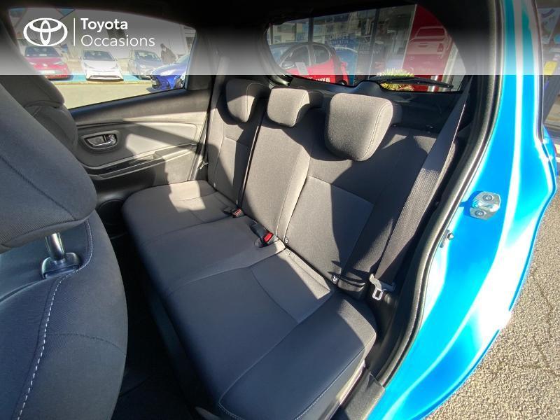 Toyota Yaris 100h Cyan Edition 5p RC18 Bleu occasion à Pluneret - photo n°12