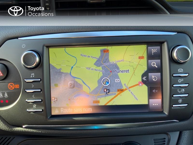 Toyota Yaris 100h Cyan Edition 5p RC18 Bleu occasion à Pluneret - photo n°15