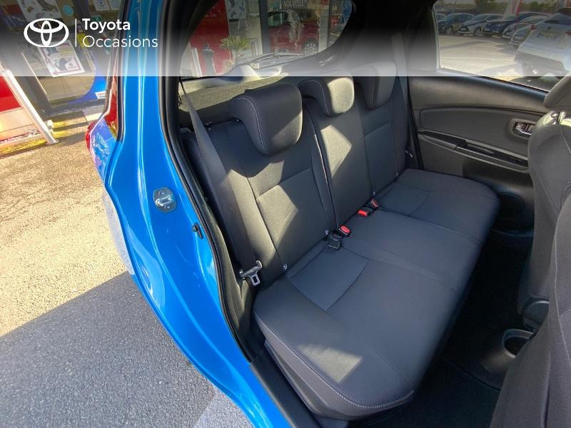 Toyota Yaris 100h Cyan Edition 5p RC18 Bleu occasion à Pluneret - photo n°7