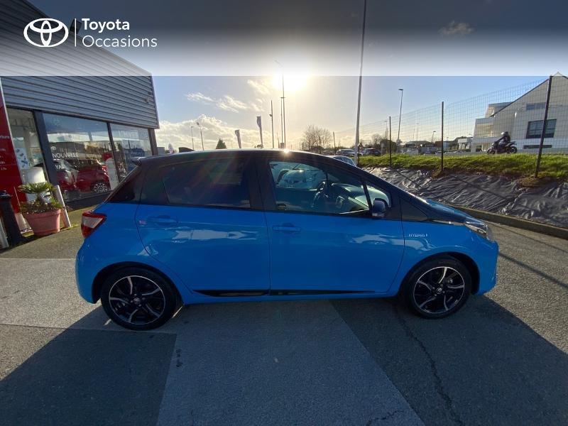 Toyota Yaris 100h Cyan Edition 5p RC18 Bleu occasion à Pluneret - photo n°17