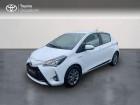 Toyota Yaris 100h Dynamic 5p MY19 Blanc 2018 - annonce de voiture en vente sur Auto Sélection.com