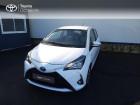 Toyota Yaris 100h Dynamic 5p RC18 Blanc à Saint-Jouan-des-Guérets 35
