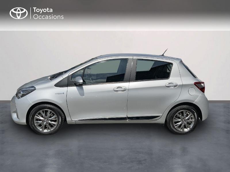 Toyota Yaris 100h Dynamic 5p RC18  occasion à Pluneret - photo n°3