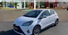 Toyota Yaris 100h Dynamic 5p RC19 Blanc à Le Chateau D'Olonne 85